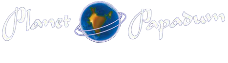 Planet Papadum logo